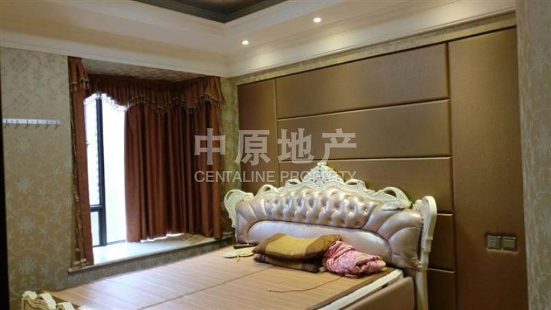 龙头寺精装3房 书房,欧式风格温馨舒适,品牌家具家电拎包入住